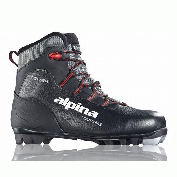 Alpina T 5 Læder Skistøvle