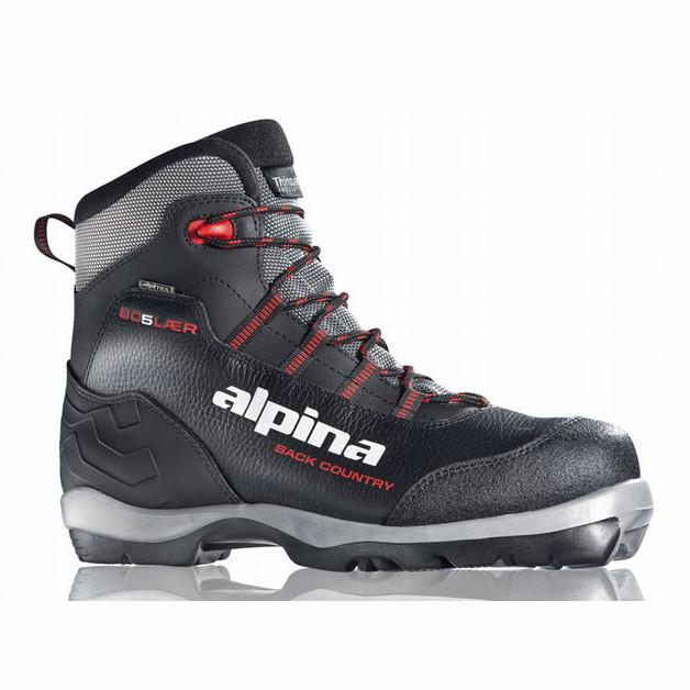 Alpina BC 5 læder Skistøvle