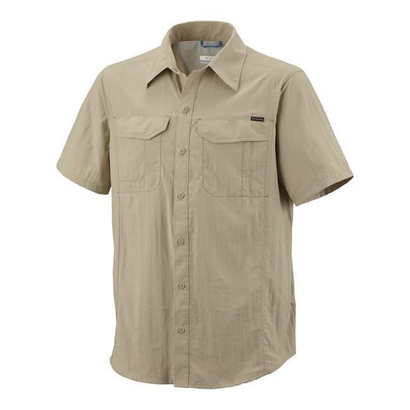 Columbia Silver Ridge Skjorte SS Men