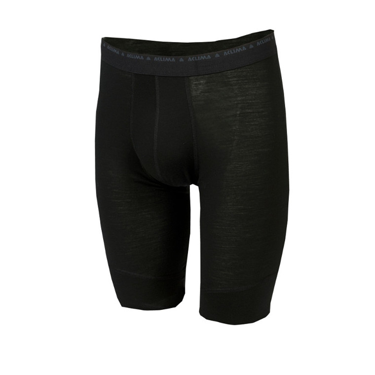 Aclima Lightwool Long Shorts Men's
