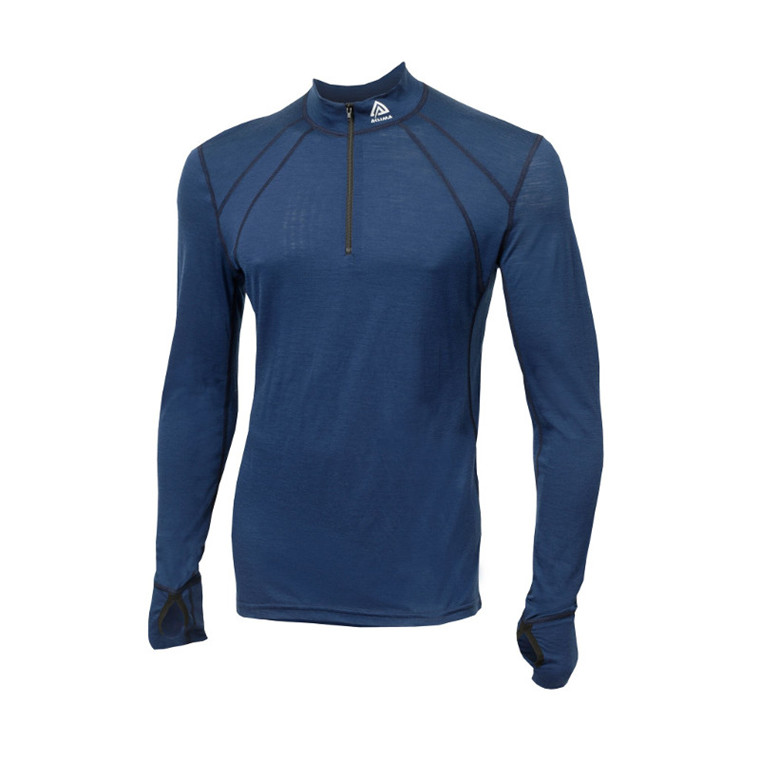 Aclima Lightwool Zip Shirt Men