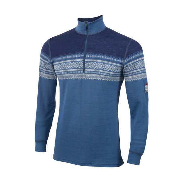 Aclima Marius Mock Neck Men