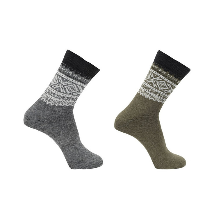 Aclima Marius Wool Socks 2-pack