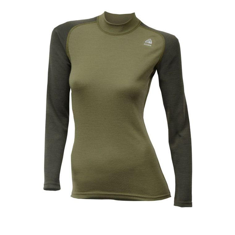 Aclima Warmwool Crew Neck Shirt Women's