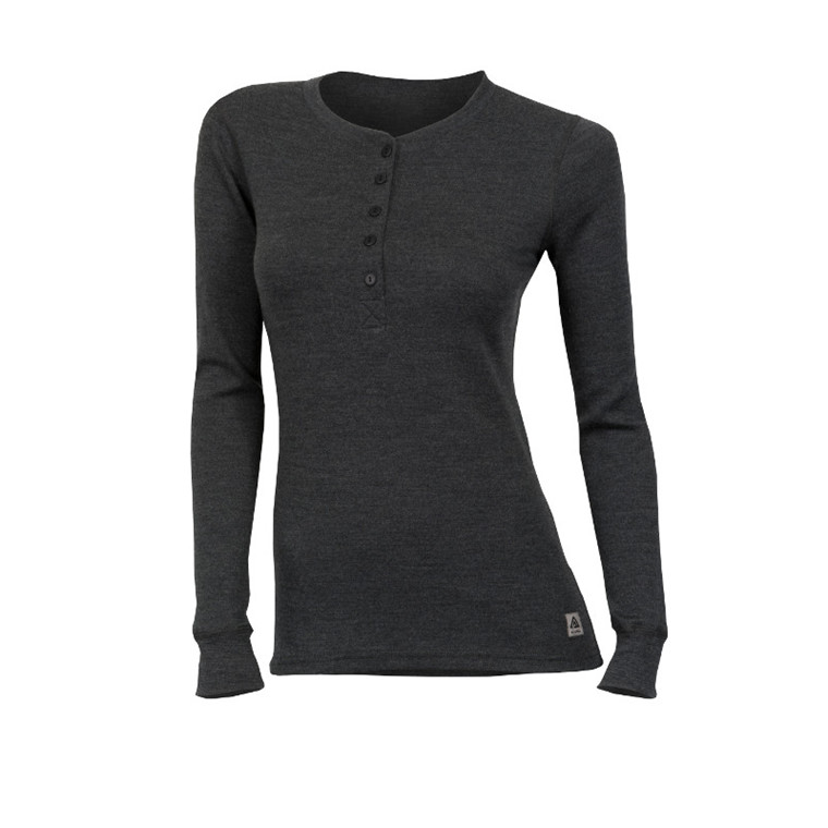 Aclima Warmwool Granddad Shirt Women