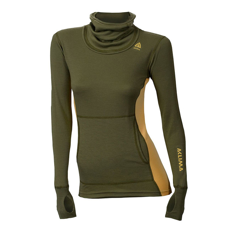 Aclima Warmwool Hood Sweater Women's
