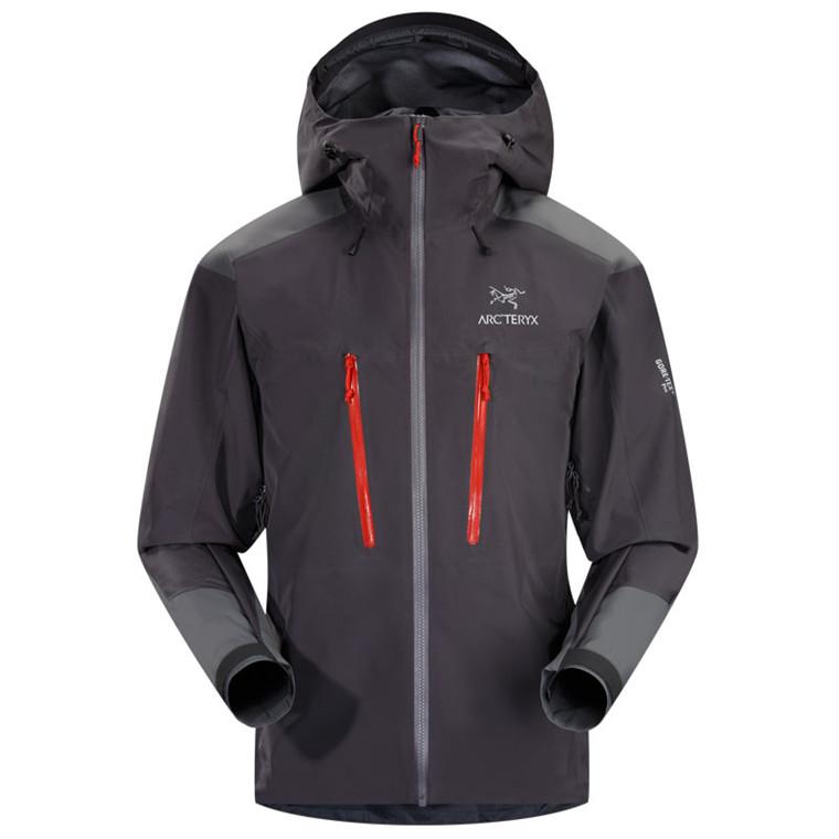 Arc'teryx Alpha AR Jacket Men's - Nedsat