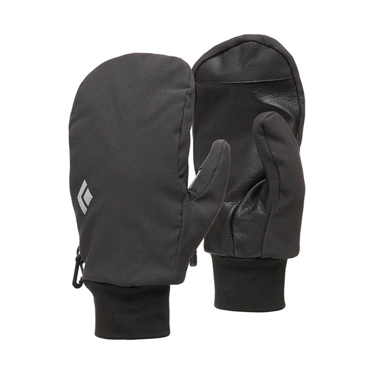 Black Diamond Midweight Softshell Mitts