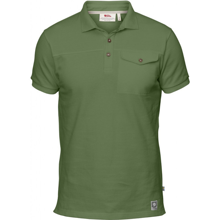 Fjällräven Greenland Polo Shirt Men's
