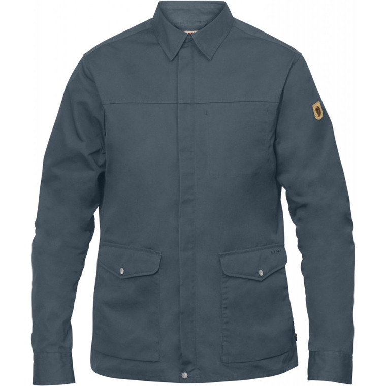 Fjällräven Greenland Zip Shirt Jacket Men's