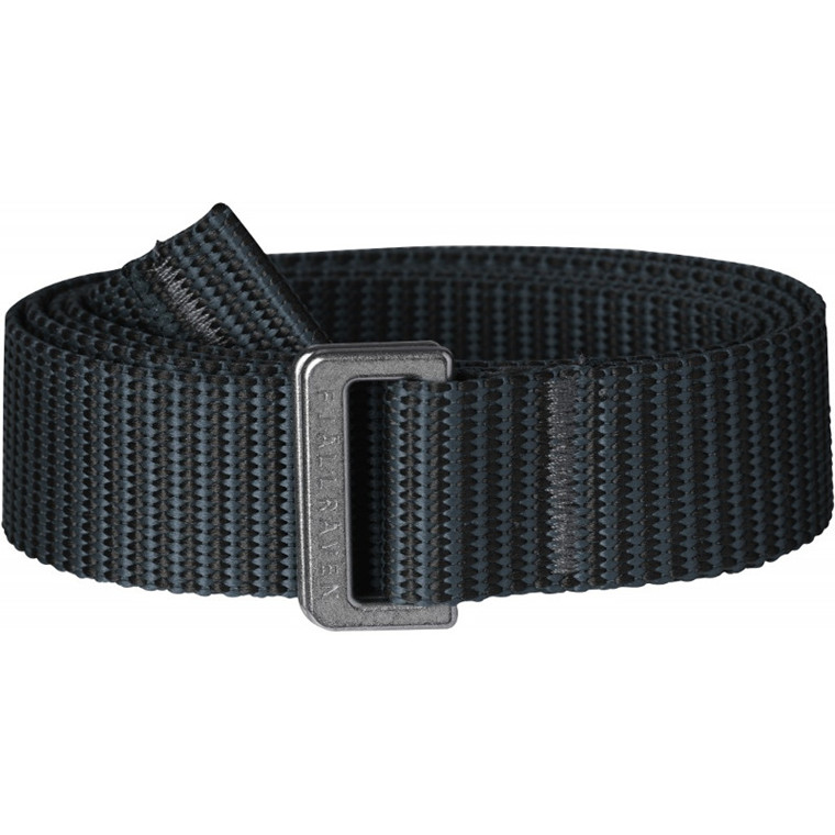 Fjällräven Striped Webbing Belt
