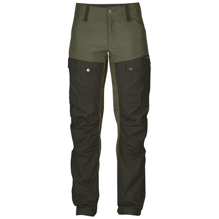Fjällräven Keb Trousers Women's Regular - Tilbud