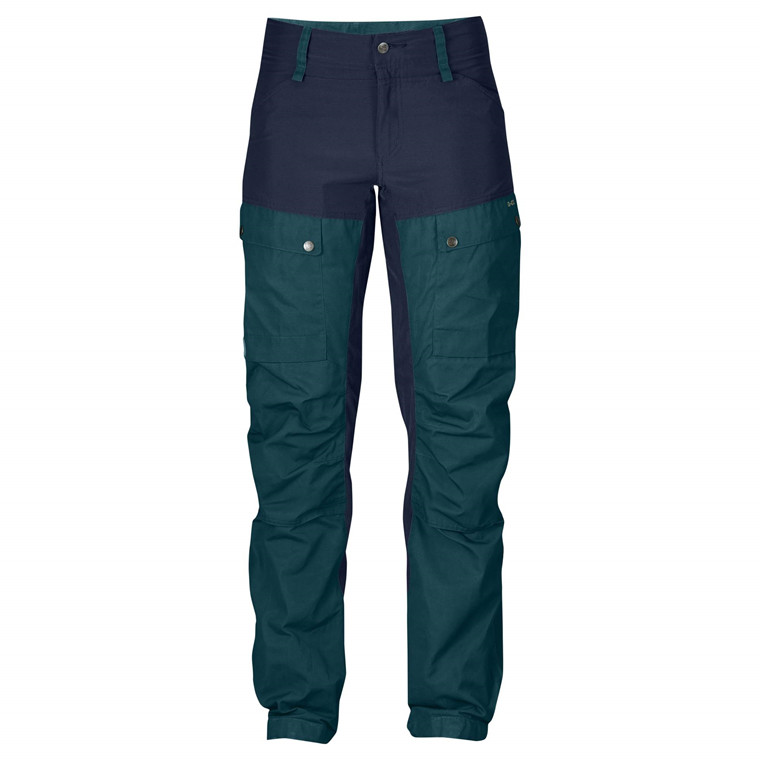 Fjällräven Keb Trousers Women's Short - Tilbud