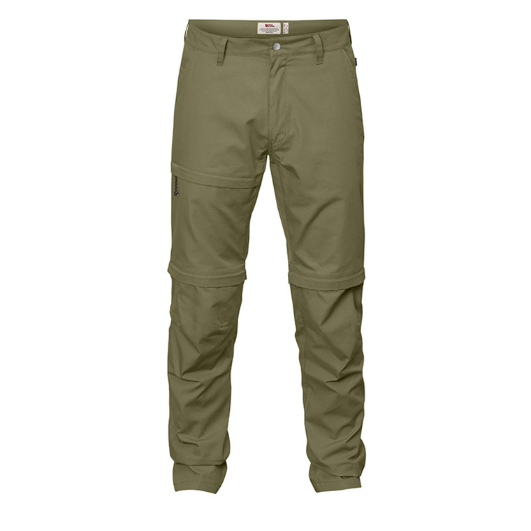 Fjällräven Travellers Zip-Off Trousers Men's