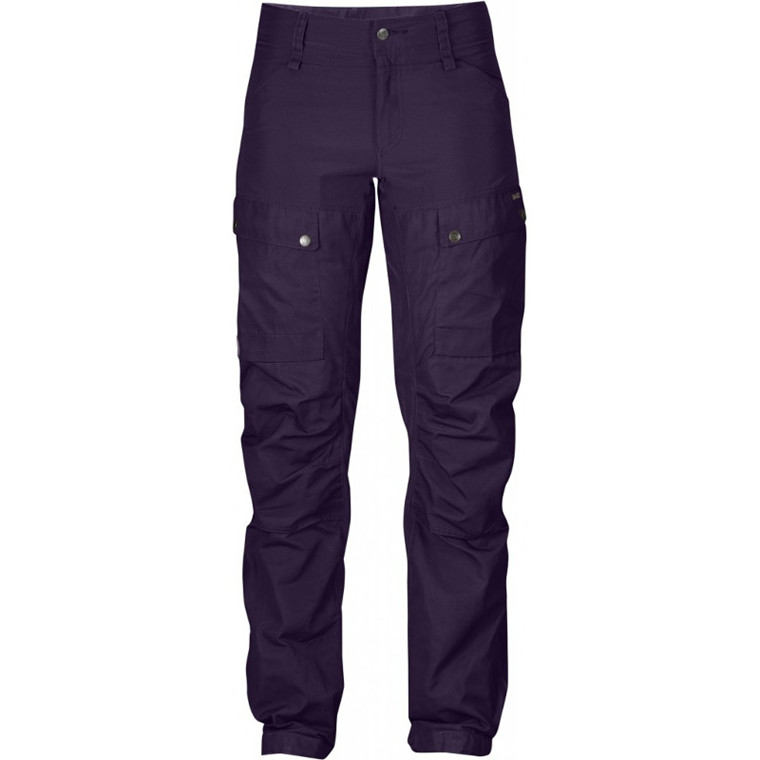 Fjällräven Keb Trousers Women's Curved