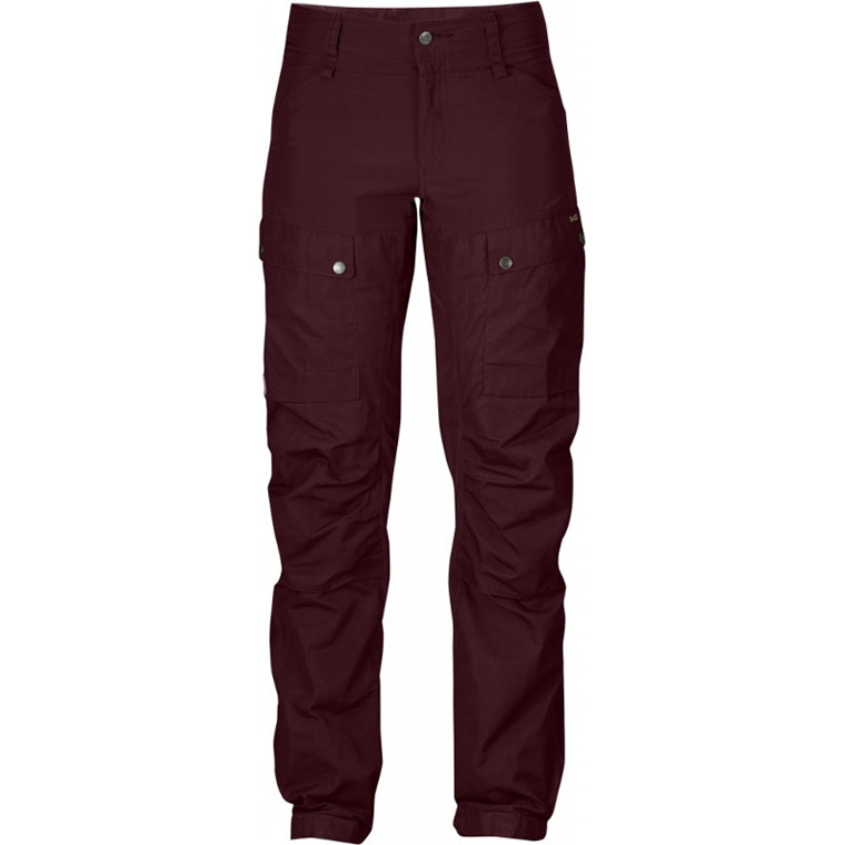 Fjällräven Keb Trousers Women's Regular