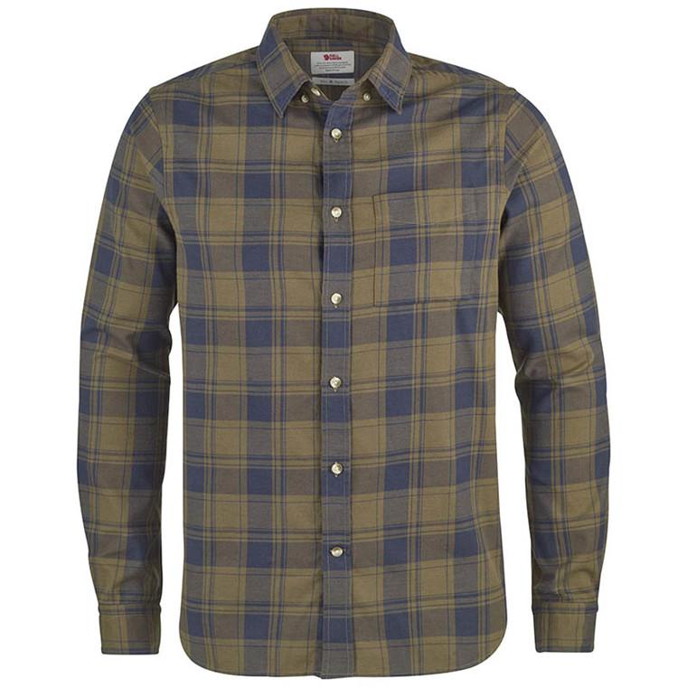 Fjällräven Övik Flannel Shirt LS