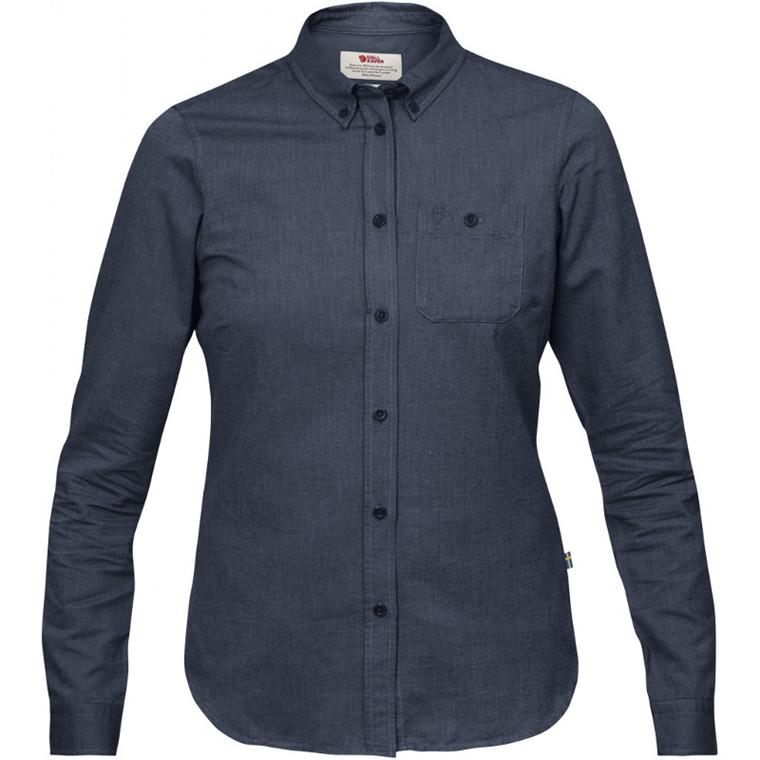 Fjällräven Övik Foxford Shirt LS W