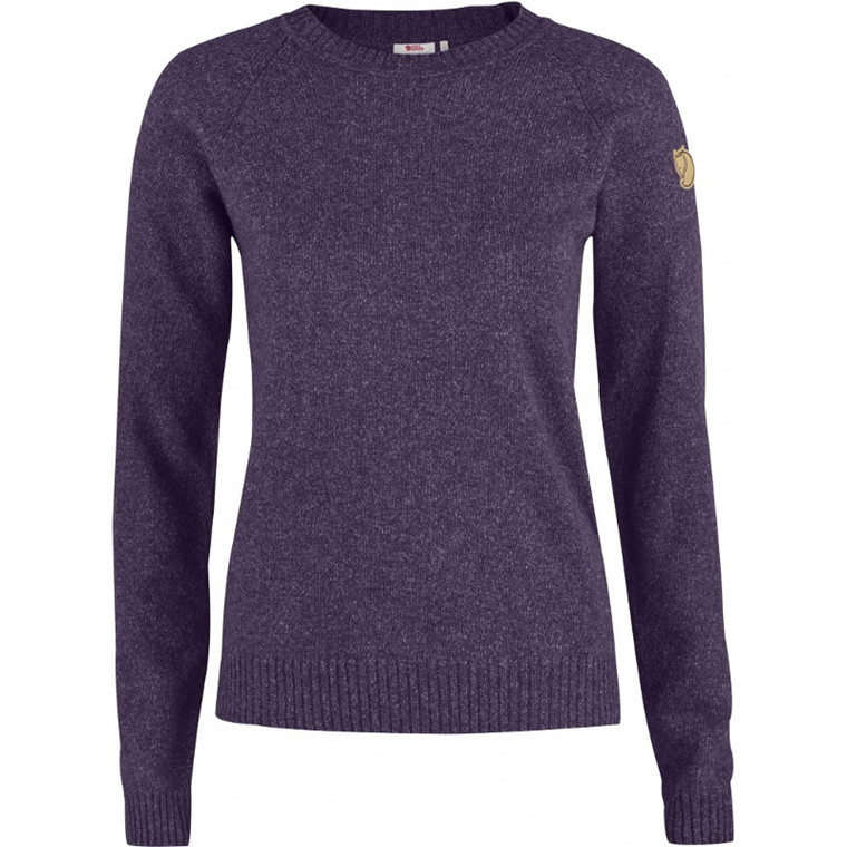 Fjällräven Övik Re-Wool Sweater W