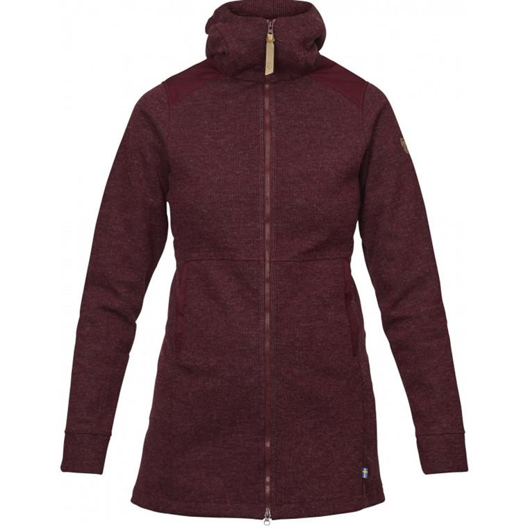 Fjällräven Övik Wool Jacket W