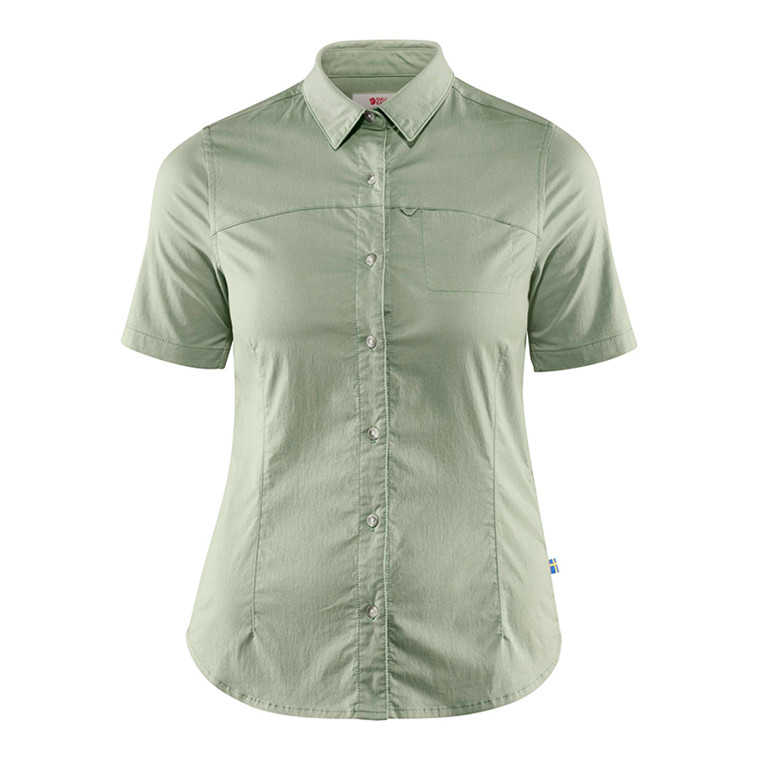 Fjällräven High Coast Stretch Shirt SS Women