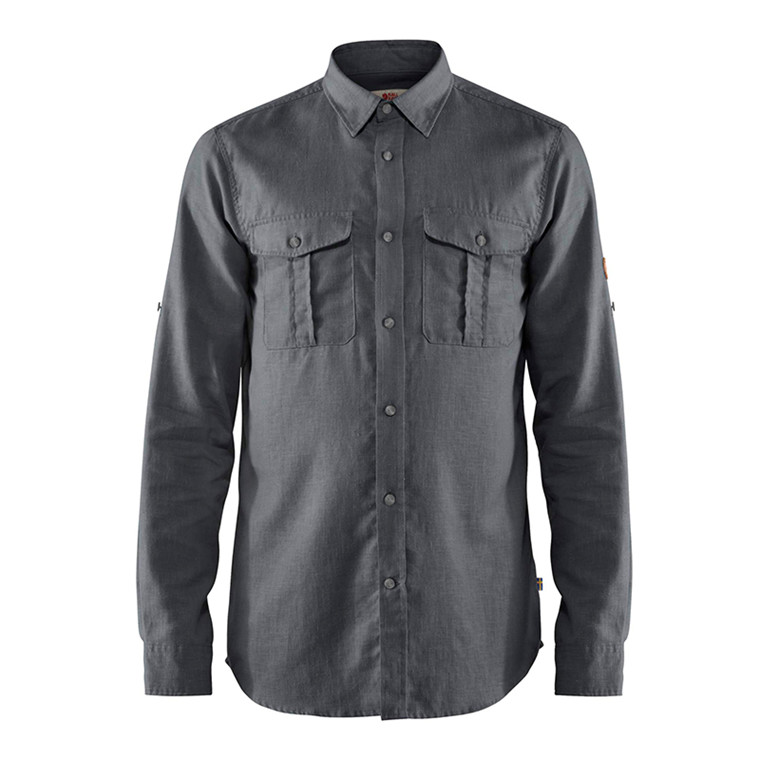 Fjällräven Övik Travel Shirt LS Men
