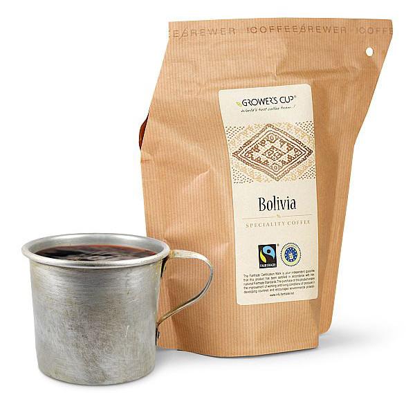 Grower's Cup Økologisk Kaffe