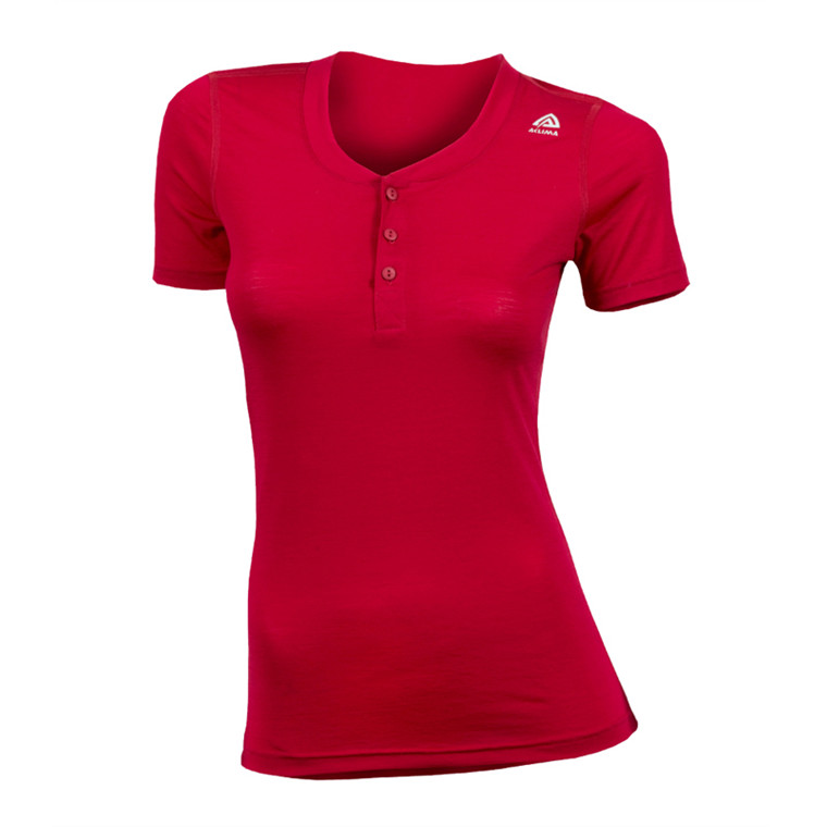 Aclima Lightwool Henley Shirt Women's