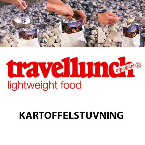 Travellunch Kartoffelstuvning m. oksekød