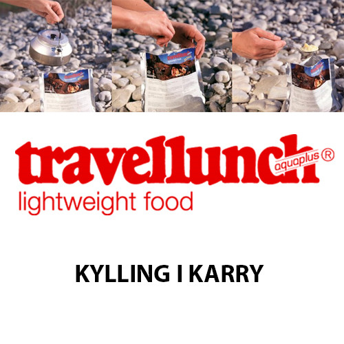 Travellunch Kylling i Karry