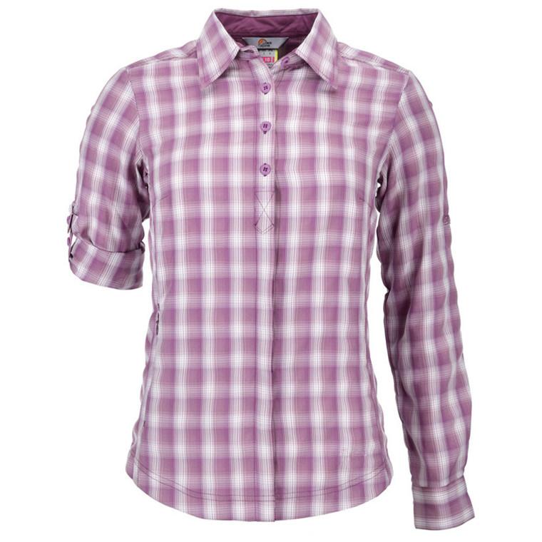 Lowe Alpine Cassava LS Shirt dame