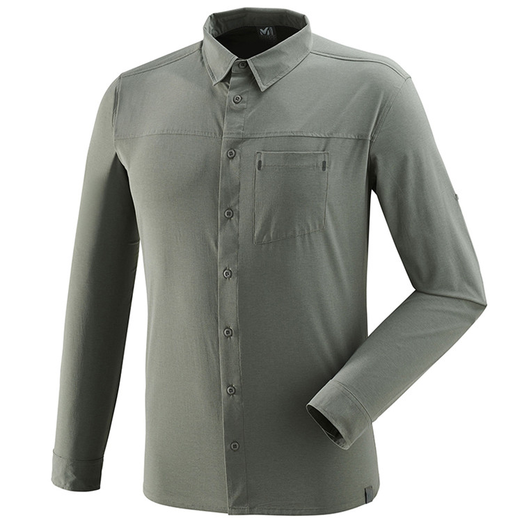 Millet Biwa Stretch Shirt LS Men