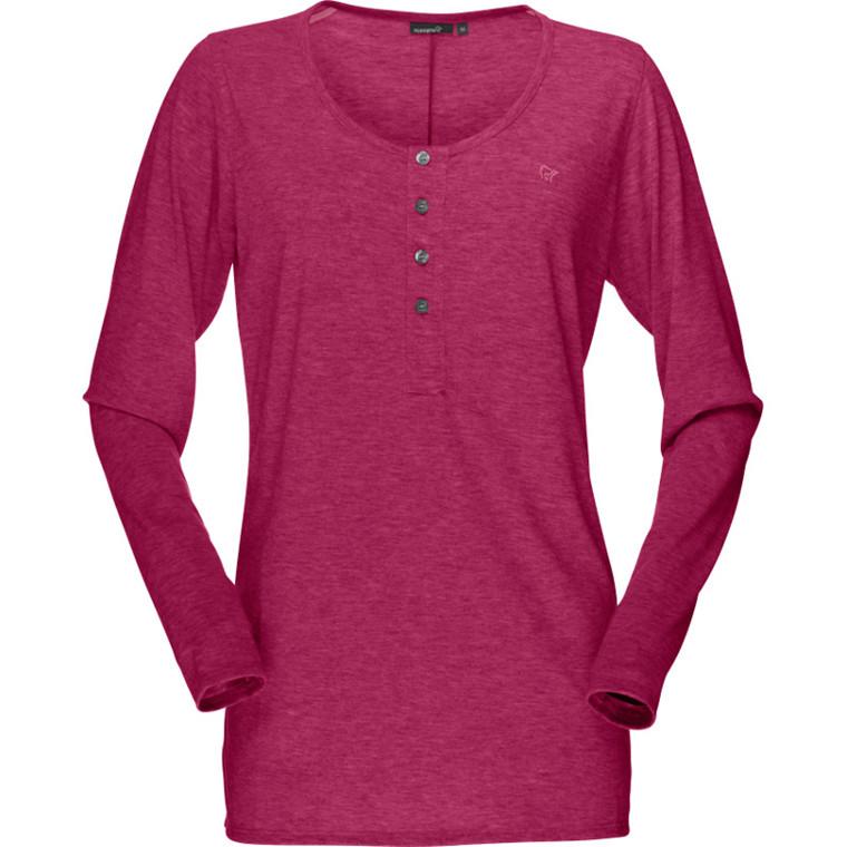 Norrøna falketind long sleeve Shirt(W)