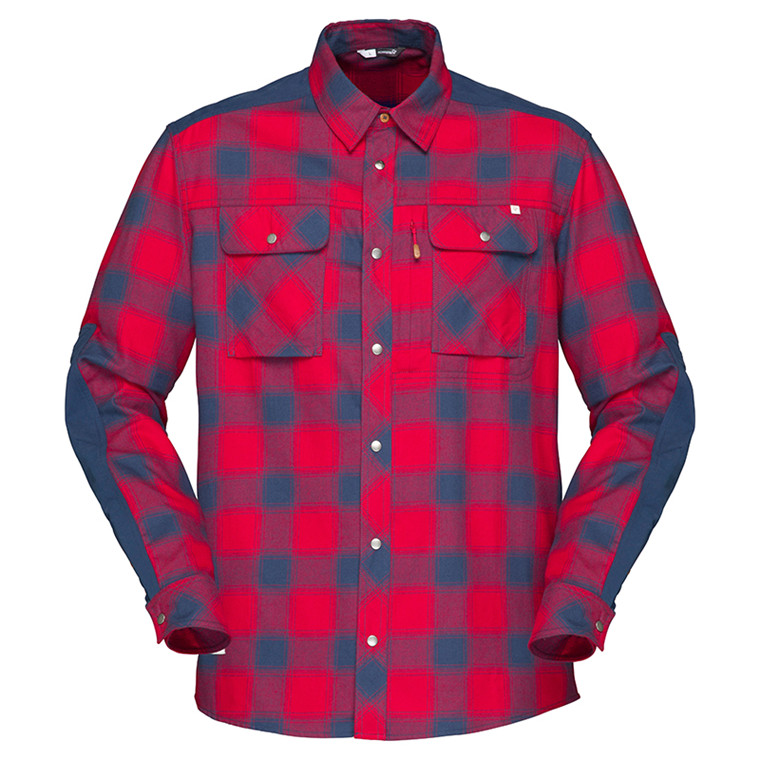 Norrøna Svalbard Flannel Shirt Men's