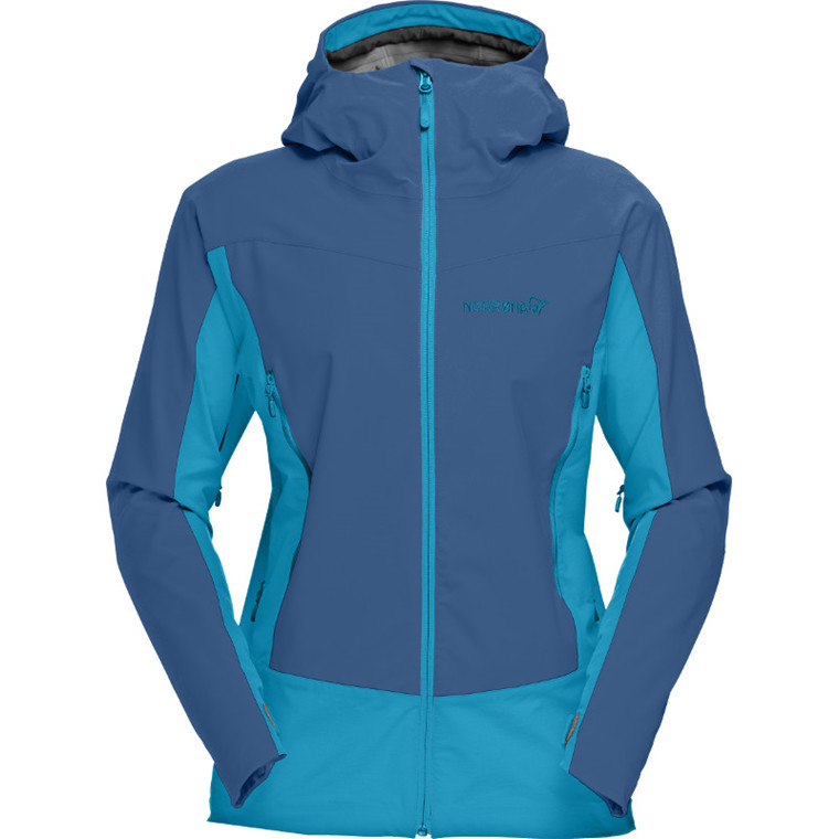 Norrøna falketind Windstopper hybrid Jacket Women