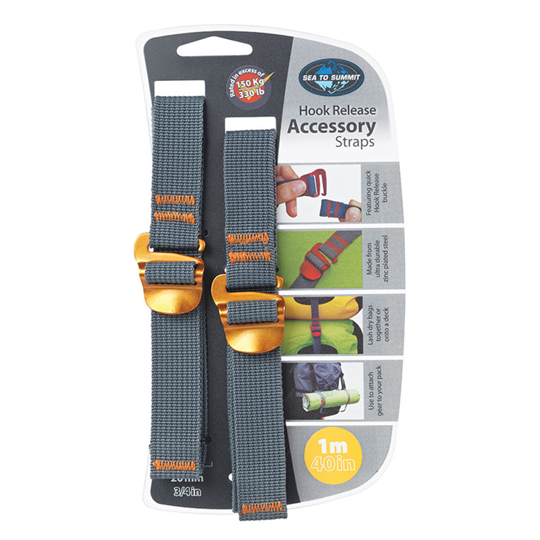 Sea to Summit Accessory Strap w/ Hook 20mm