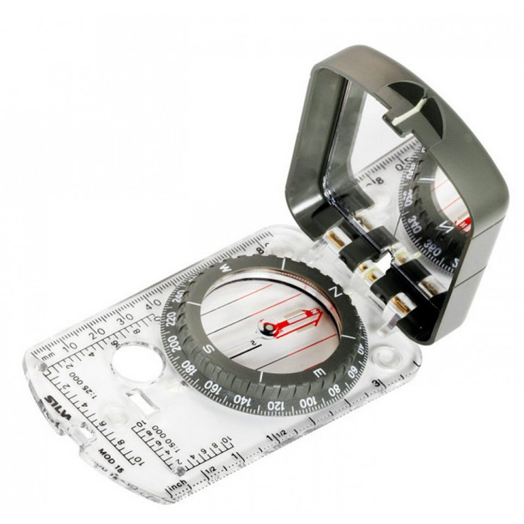 Silva Expedition 15TDCL 360/6400 compass