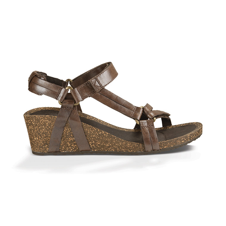 Teva Ysidro Universal Wedge Metallic Women's - Uds