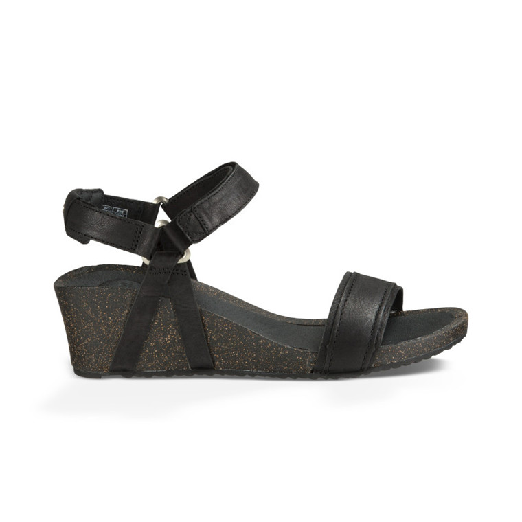Teva YSIDRO STITCH WEDGE Women