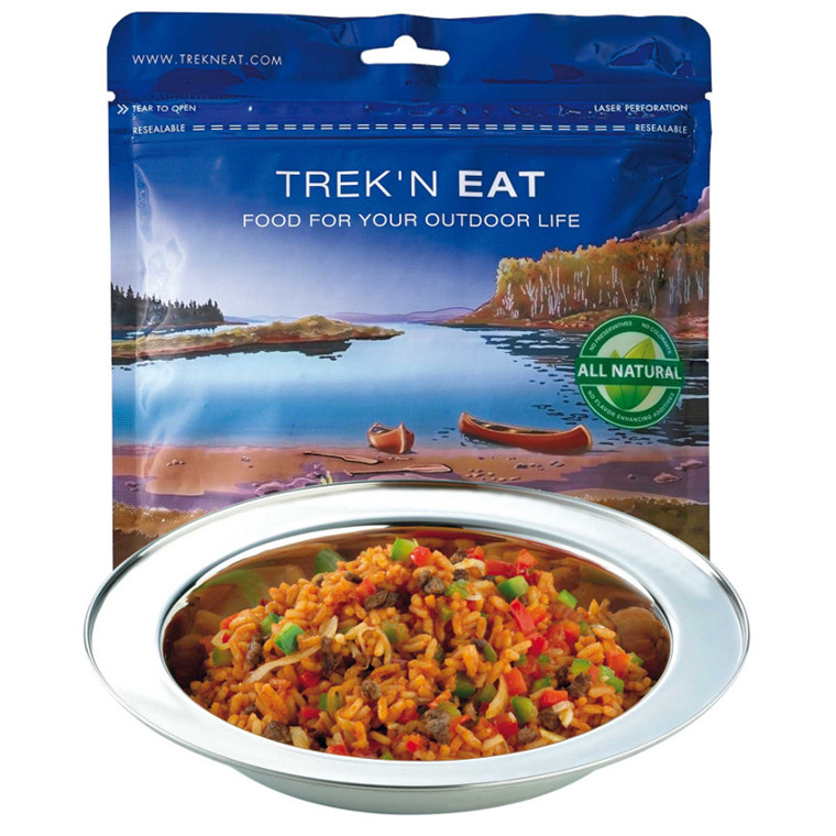 Trek N Eat Balkan Risotto