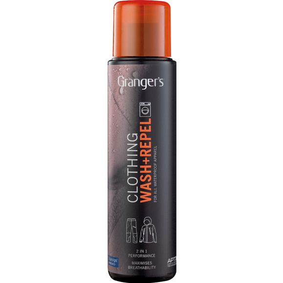 Grangers Clothing 2 in 1 Wash + Repel