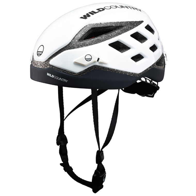 Wild Country Focus Helmet White