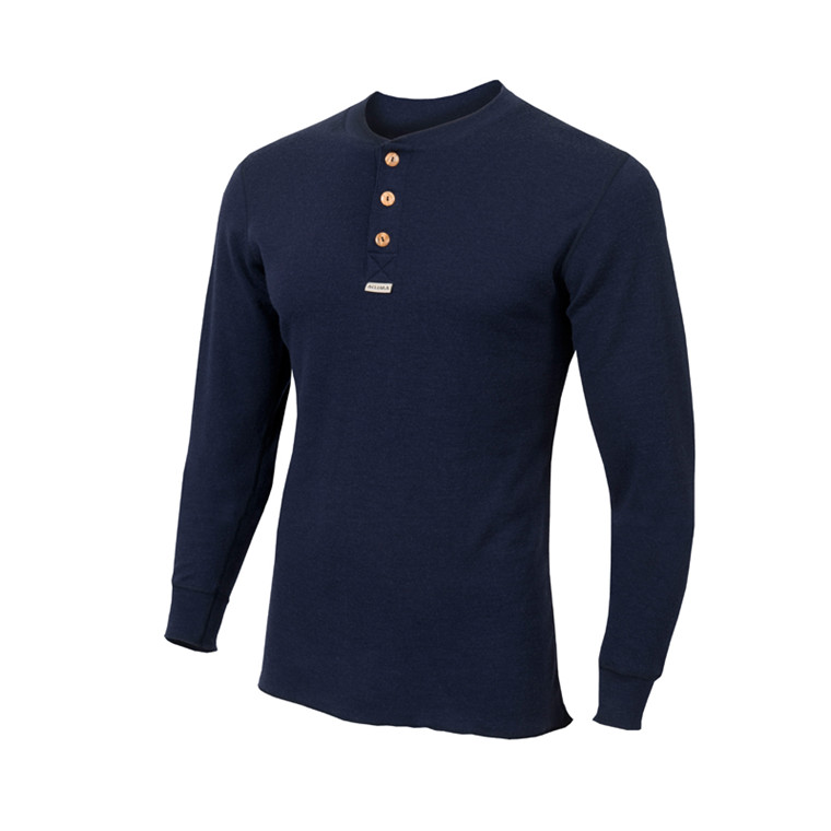 Aclima Warmwool Granddad Shirt Men's