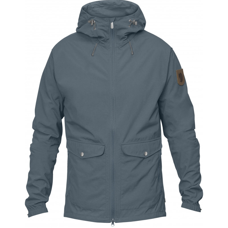 4800a818 Fjällräven Greenland Wind Jacket Men's X14939 - Køb her!