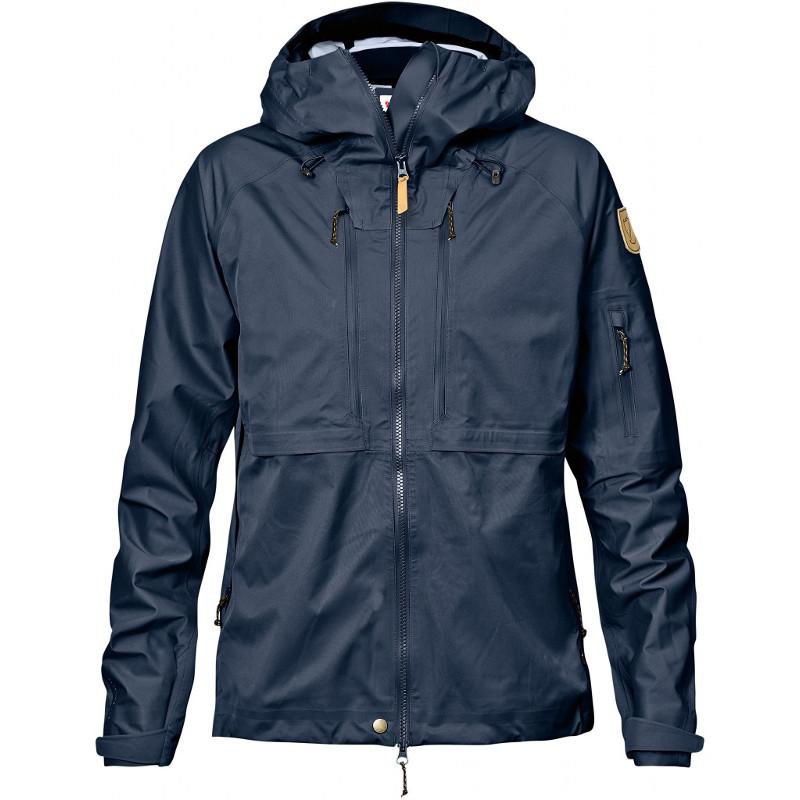 4ff46309 Fjällräven Keb Eco-Shell Jacket Women's 5436 - Køb her!