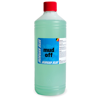Morgan Blue Mud Off inkl. pumpe - 1L
