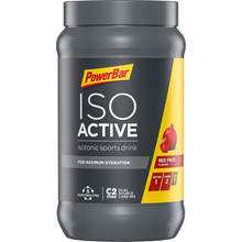 PowerBar IsoActive Red Fruit Punch 600gram
