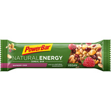 PowerBar Natural Energy bar Raspberry Crisp