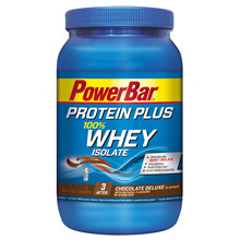 PowerBar Whey Isolate 100% Chocolate