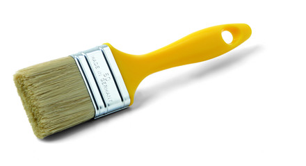 Paint brush, flat, choose width